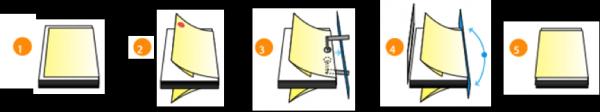 maquina de cortar papel-eletta